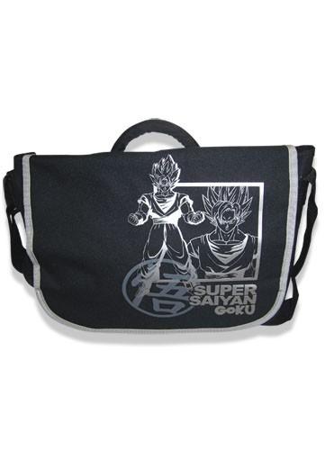Dragon Ball Z Super Saiyan Goku Messenger Bag