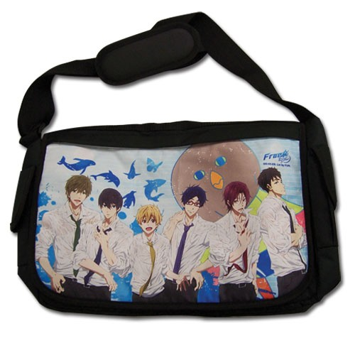 FREE! 2 - GROUP & IWATOBI MESENGER BAG