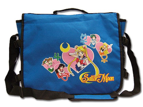 SAILORMOON SAILOR SOLDIERS MESSENGER BAG