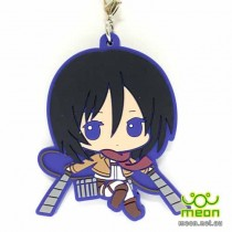 Attack on Titan Press - Mikasa Ackerman