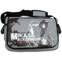 ATTACK ON TITAN - MIKASA MESSENGER BAG