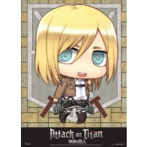 ATTACK ON TITAN - SD CHRISTA WALLSCROLL