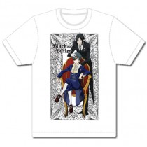 BLACK BUTLER - BLACK BUTLER DYE SUBLIMATION T-SHIRT