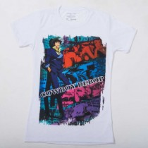 COWBOY BEBOP SPIKE SUBLIMATION - T-SHIRT