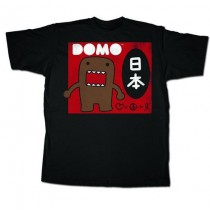 Domo-Kun Peace and Hope T-Shirt
