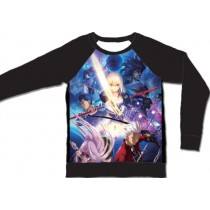 FATE STAY NIGHT - GROUP SUBLIMATION LONG SLEEVE