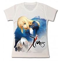 Fate/Zero Saber Magic Circle Sublimation T-Shirt