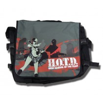 High School Of The Dead Saeko Messenger Bag