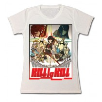 KILL LA KILL - GROUP T-SHIRT