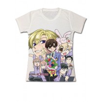 OURAN H.S HOST CLUB - GROUP 1 SUBLIMATION T-SHIRT