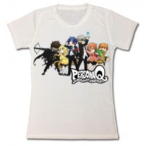 PERSONA Q - GROUP LINE-UP T-SHIRT